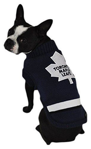 HUNTER NHL PAPW0240 Toronto Maple Leafs Vintage Knit Sweater for cats     You can get more details here (This is an amazon affiliate link. 29c5406e3