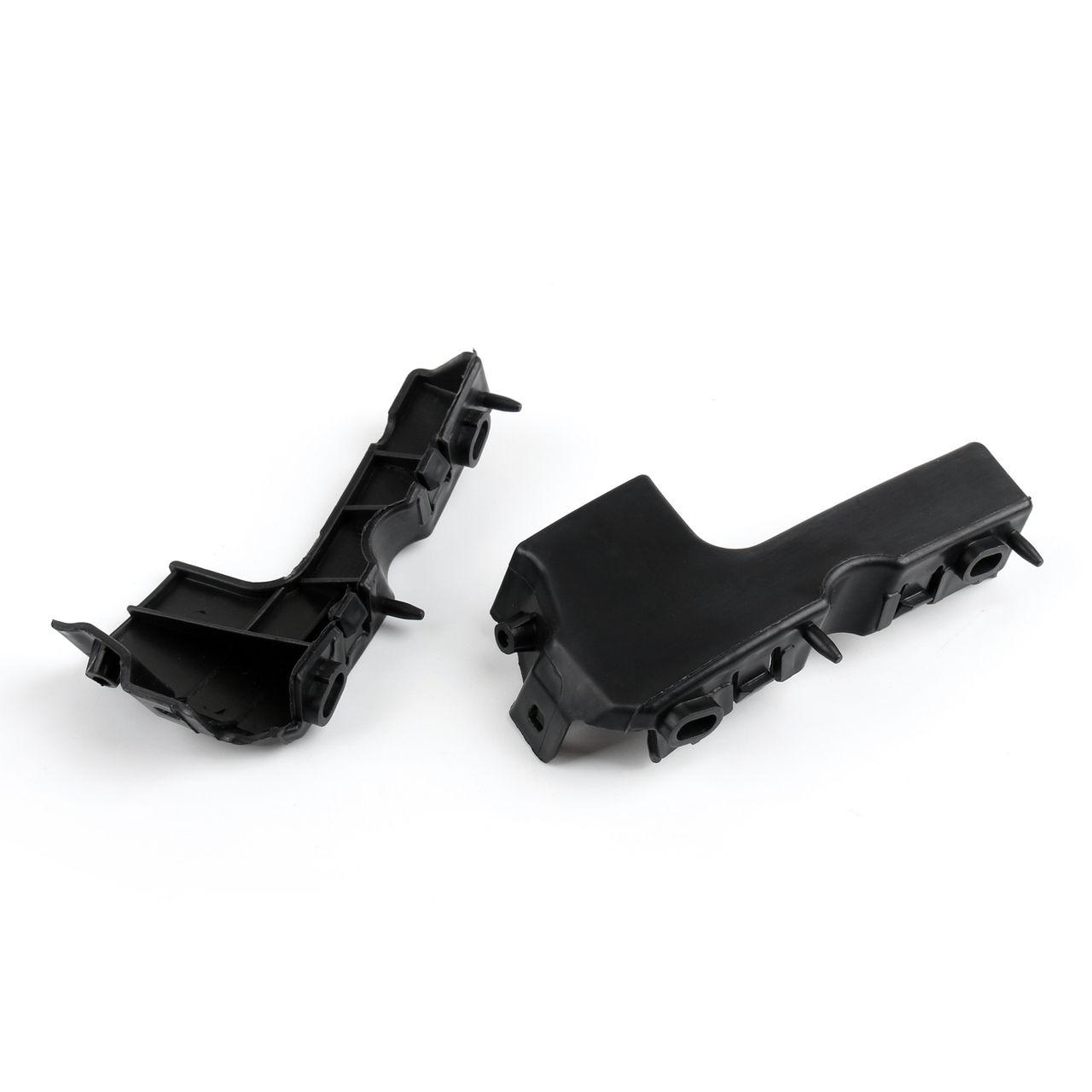 Front Left Right Bumper Guide Fender Mount Bracket For Audi A4 B7 Rs4 06 08 Black Audi A4 Audi Audi A4 B7
