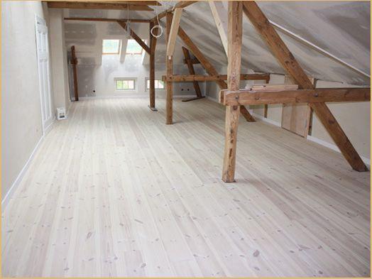 Fußboden Weiß Laugen ~ Diele fichte gelaugt und weiß geseift fussböden parkett