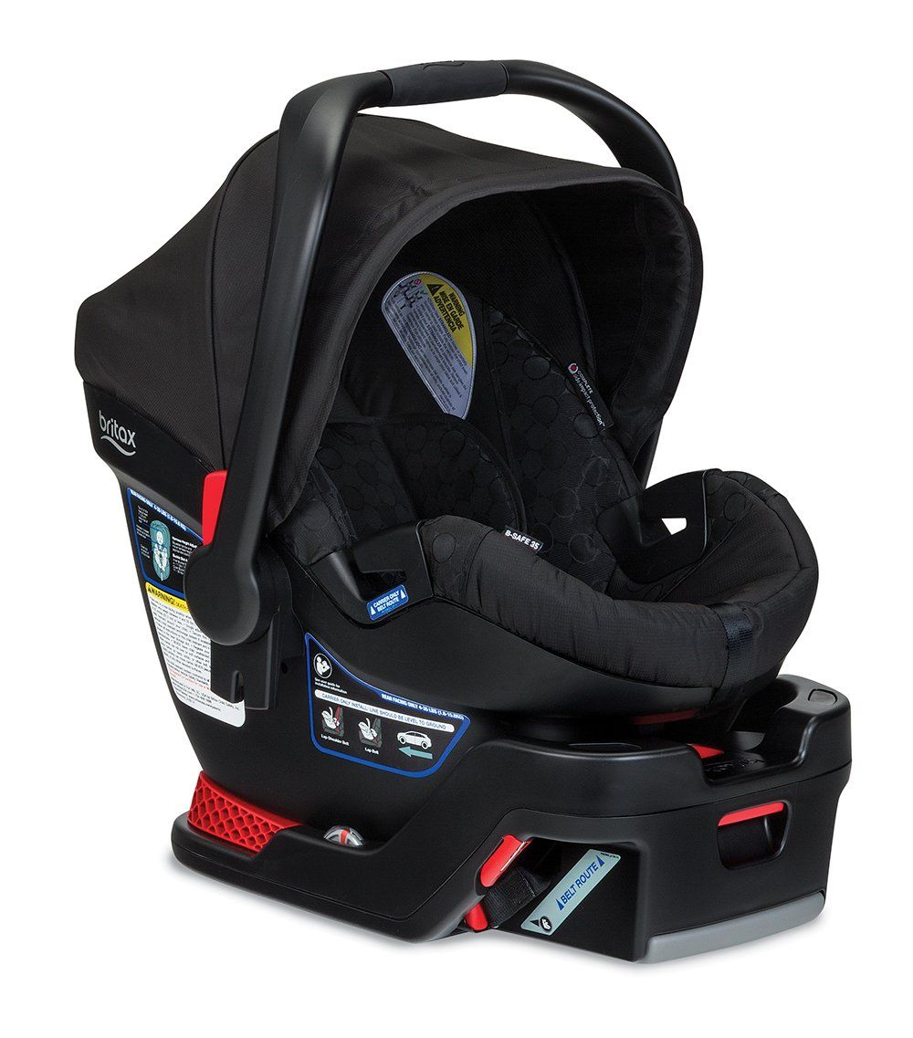 Britax BSafe 35 Infant Car Seat, Black Baby car seats