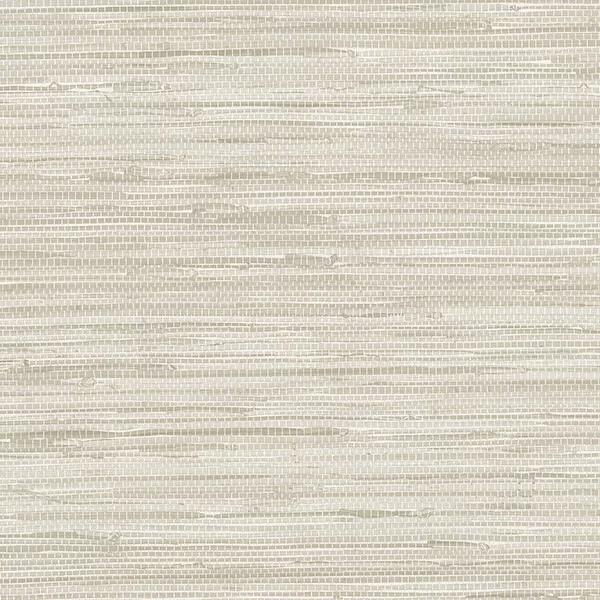"Sasha 32.7' x 20.5"" Wallpaper in 2020 Grasscloth"