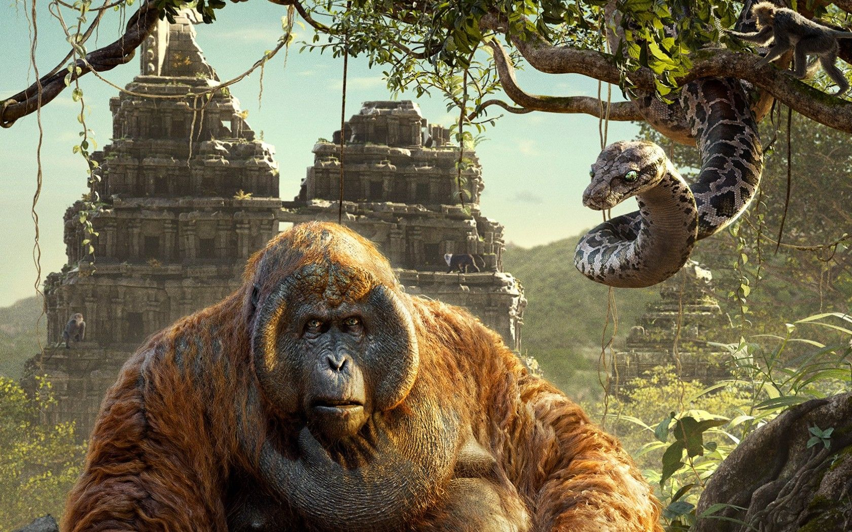 the jungle book hq movie wallpapers the jungle book hd movie
