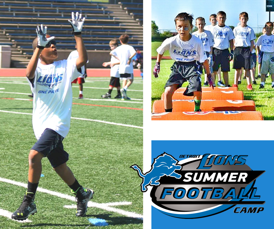 The Big List Of Grand Rapids Summer Camps 2020 Football Camp