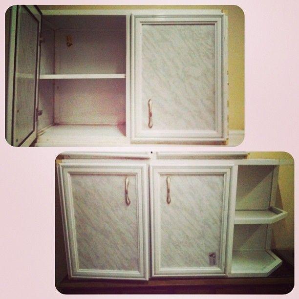 للبيع كبت مطبخ علوي فقط قطعتين زاوية ووسط بحالة جيدة السعر 20 Bd Home Decor Decor Furniture
