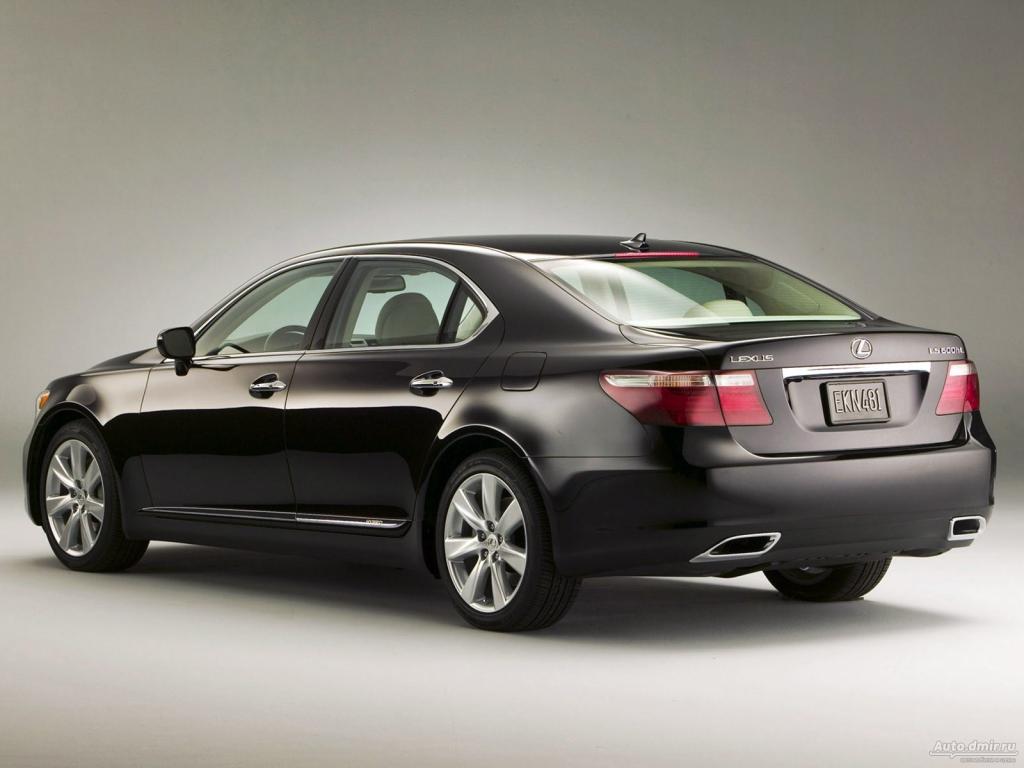 Lexus 600 hl
