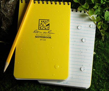 Ensure Your Valuable Notes Survive The Harsh Weather Conditions By