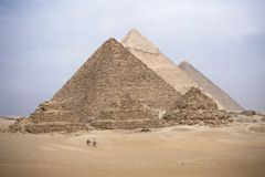 Golden Section in Art and Architecture Pyramids in Giza