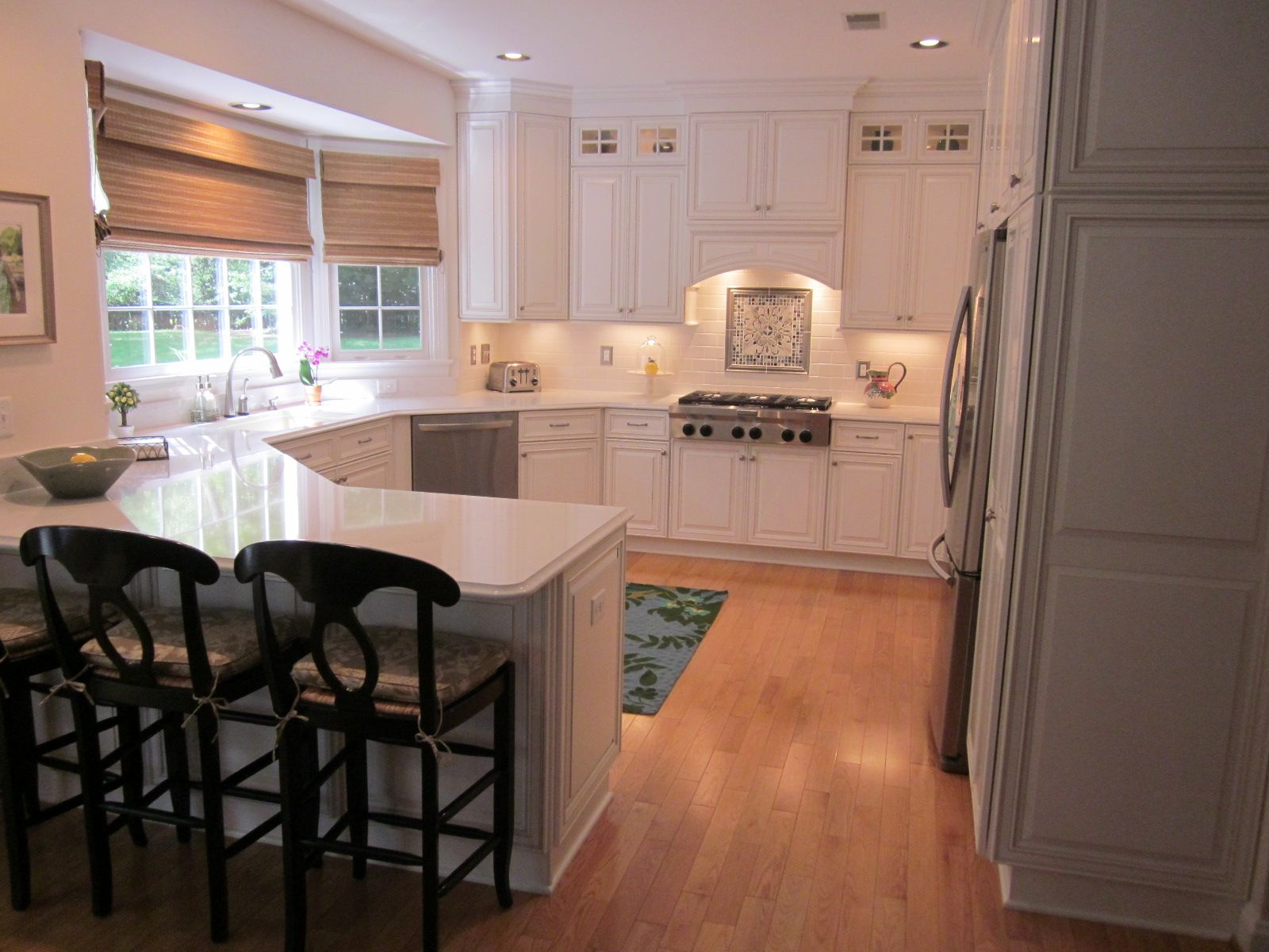Great Brighton Cabinetry Is Quality Wood Species: Maple, Door Style: Churchill,  Finish: