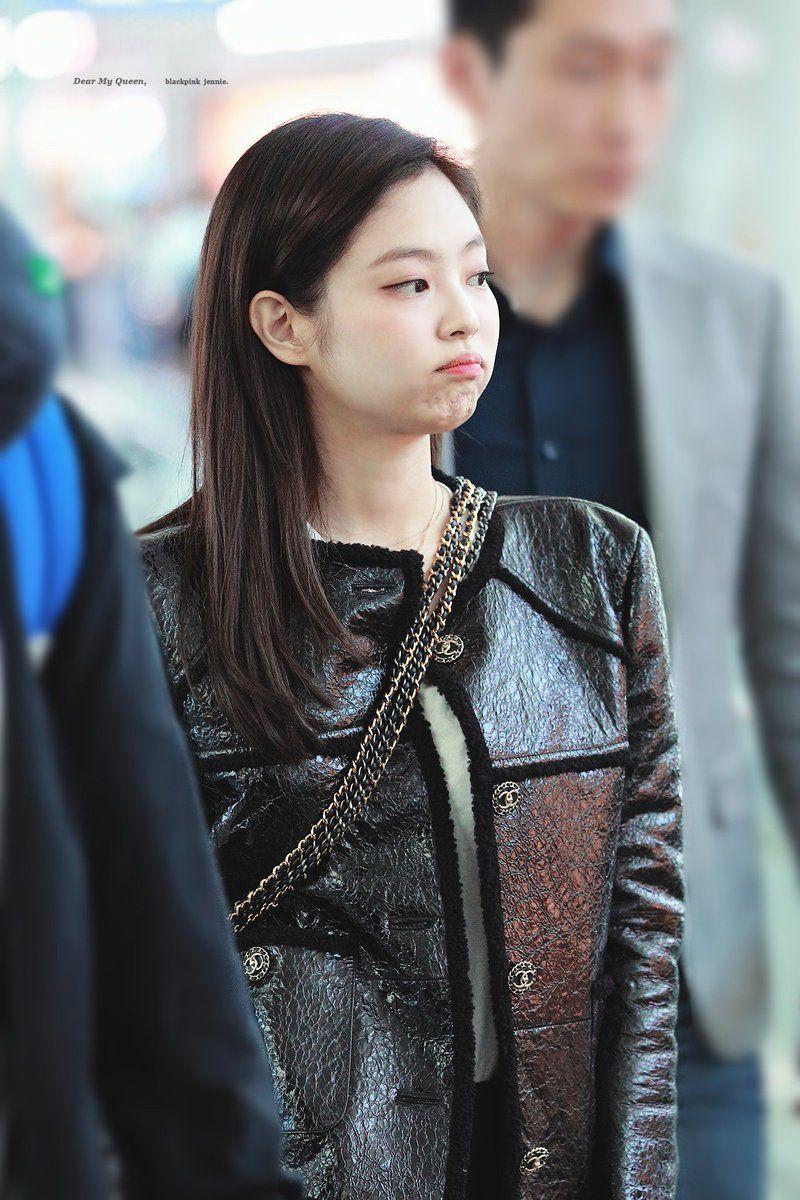 Dear My Queen Kimjennie116 Twitter Blackpink Fashion Korean Girl Fashion Blackpink Jennie