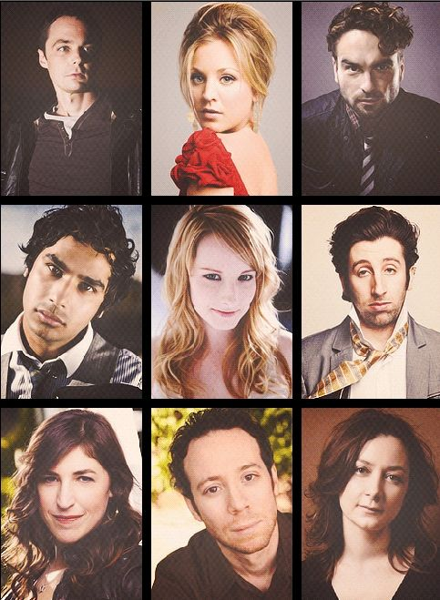 The Big Bang Theory Images Quiz 2 - Season 5