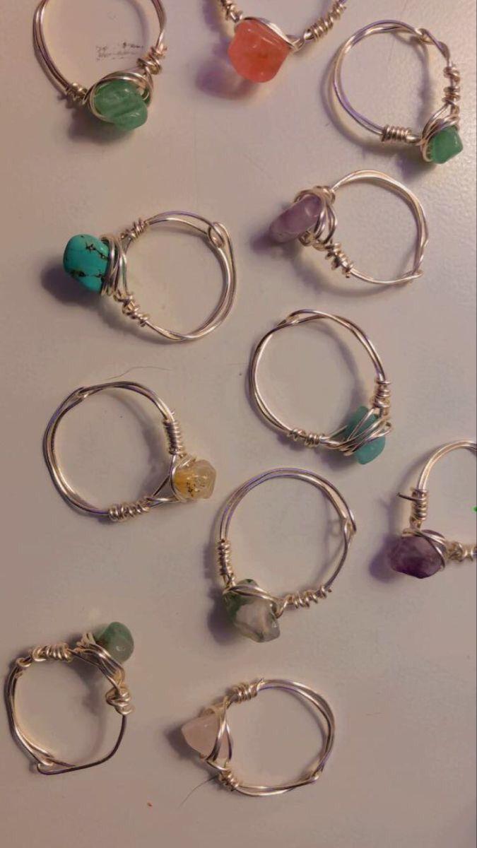 Rings 🤍