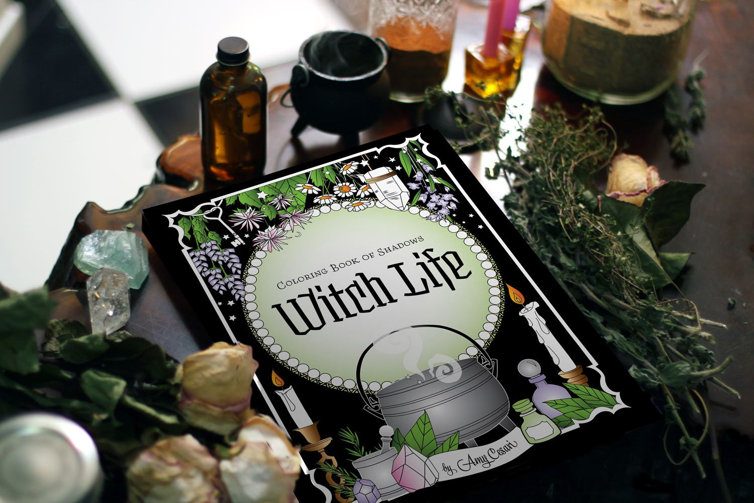 New book announcement witch life coloring pages pinterest