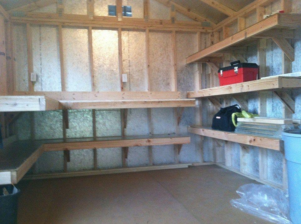 Storage Shed Construction | Storage Inspiration | Tuff shed