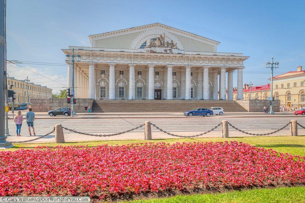 The architectural wonders of St Petersburg St petersburg
