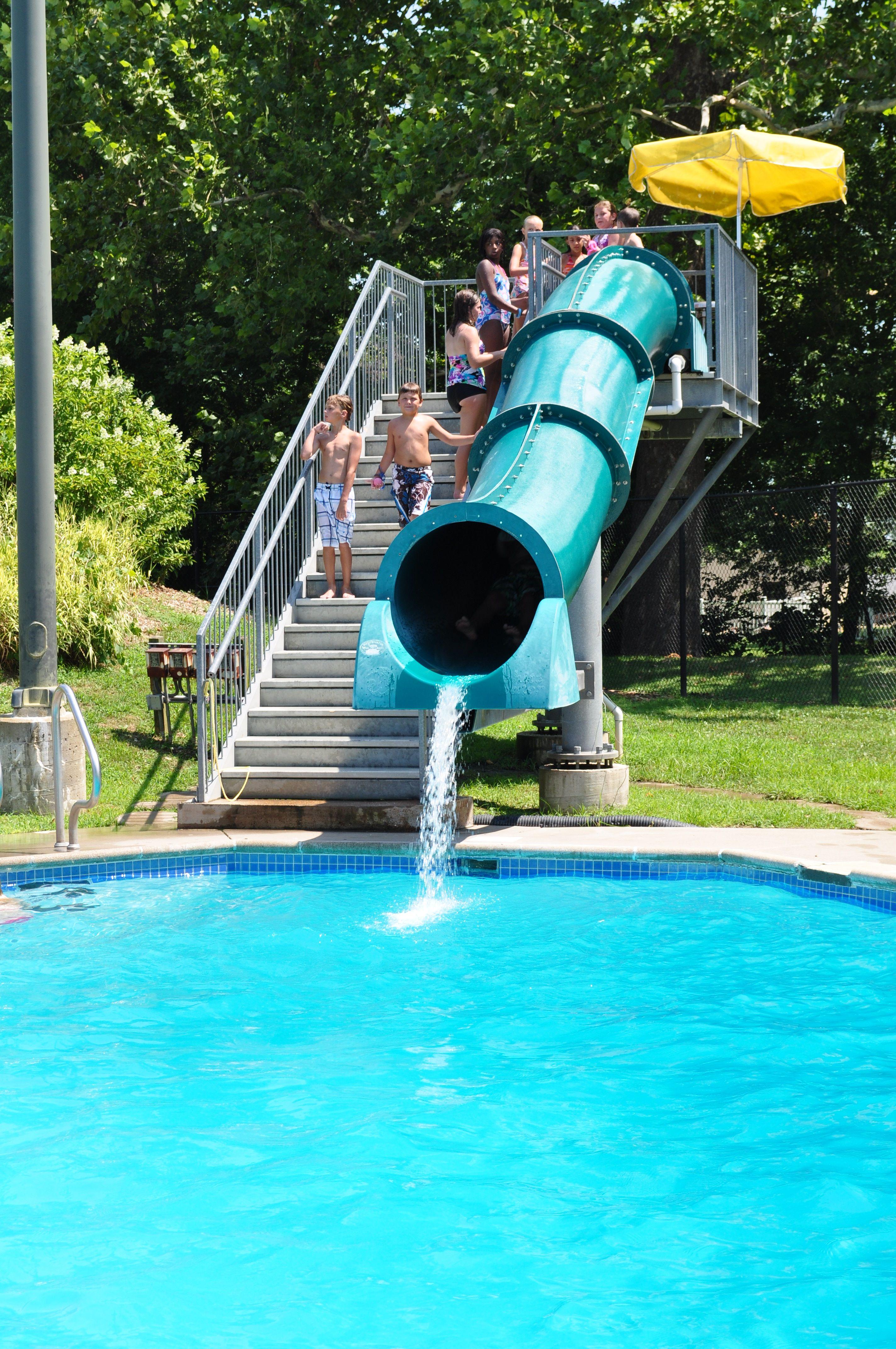 Blanchette aquatic facility st charles mo park