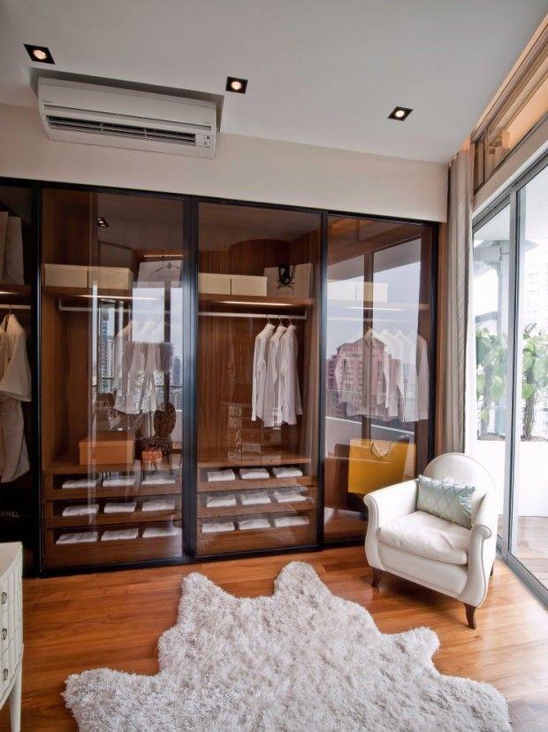 Luxury Penthouse In Singapore Designed To A Feminine Spec