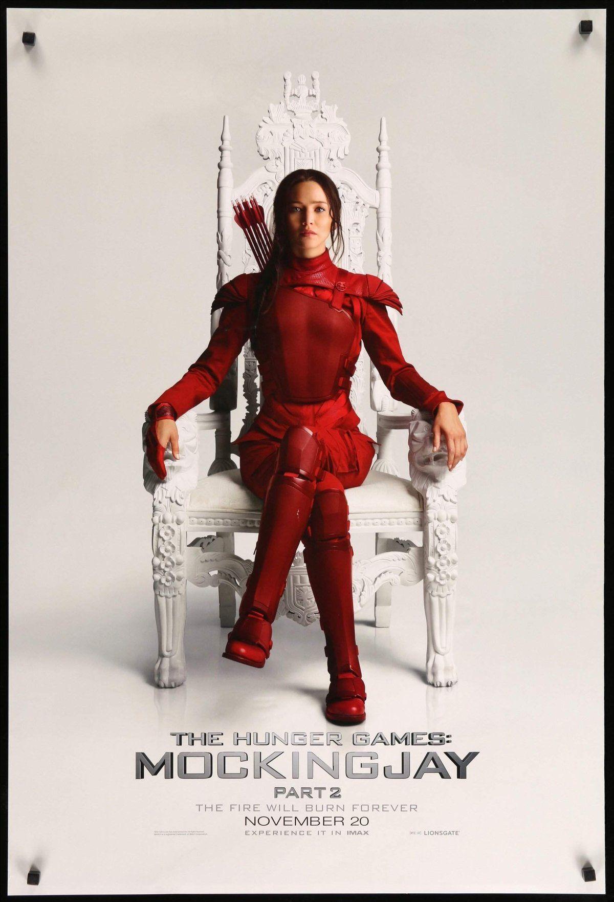 Streaming Hunger Games 2 : streaming, hunger, games, Hunger, Games:, Mockingjay, (2015), Mockingjay,, Games,, Games
