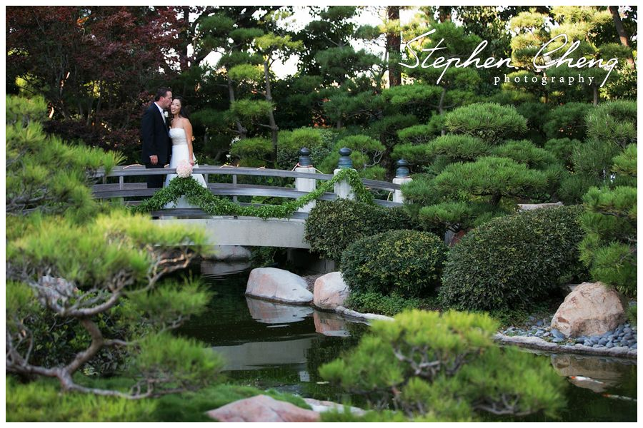 CSULB Japanese Garden Wedding | Stephen Cheng Photography | Wedding ...