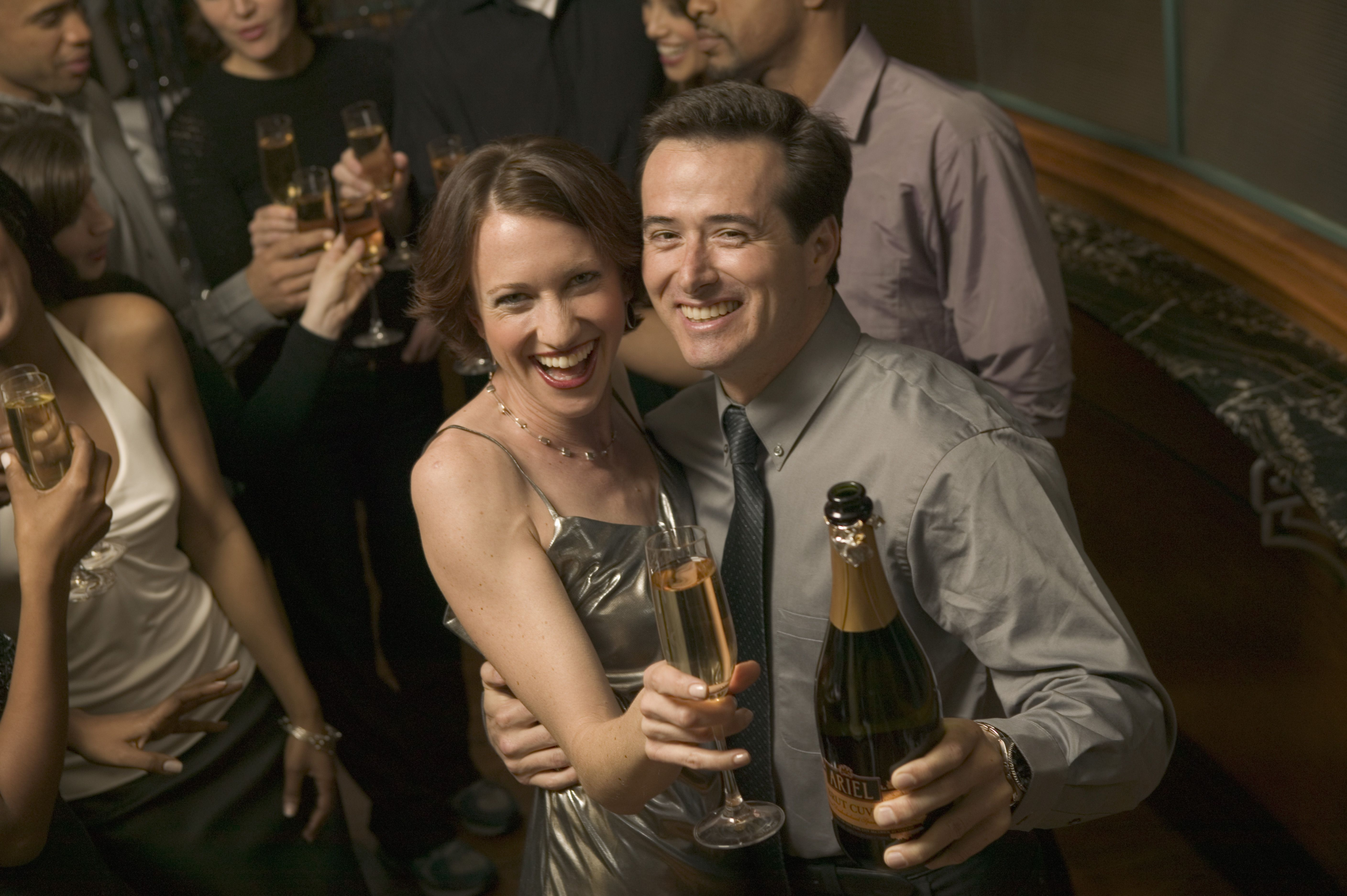 How to Throw a Fuss-Free New Year's Eve Party - First For ...