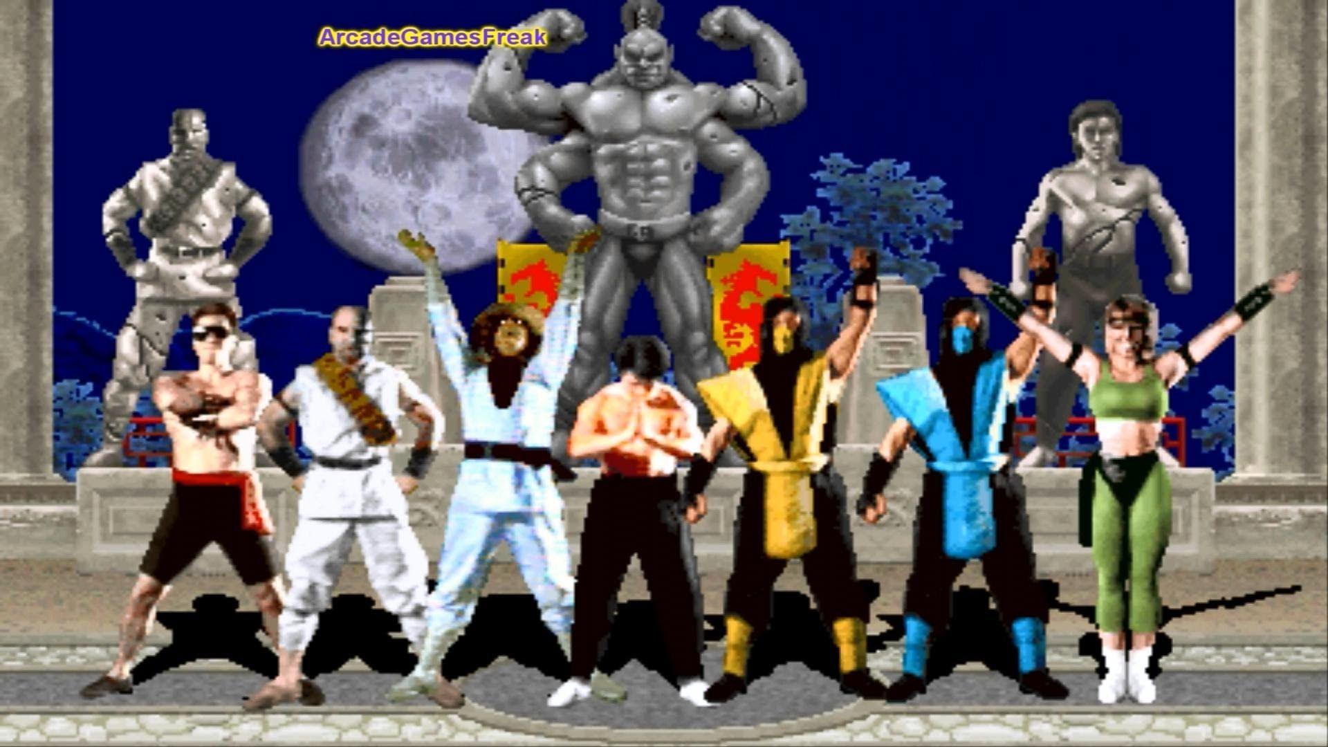 Mortal Kombat 1 Intro All Characters Prologues and Endings | Mortal kombat, Mortal  kombat characters, Mortal kombat 1