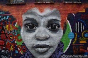 Arte Urbano en Gante. Gante (Bélgica)
