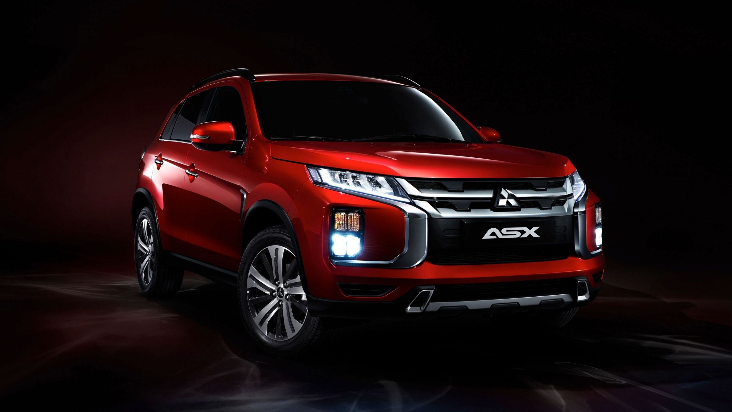 2020 Mitsubishi Outlander Sport Exterior and Interior