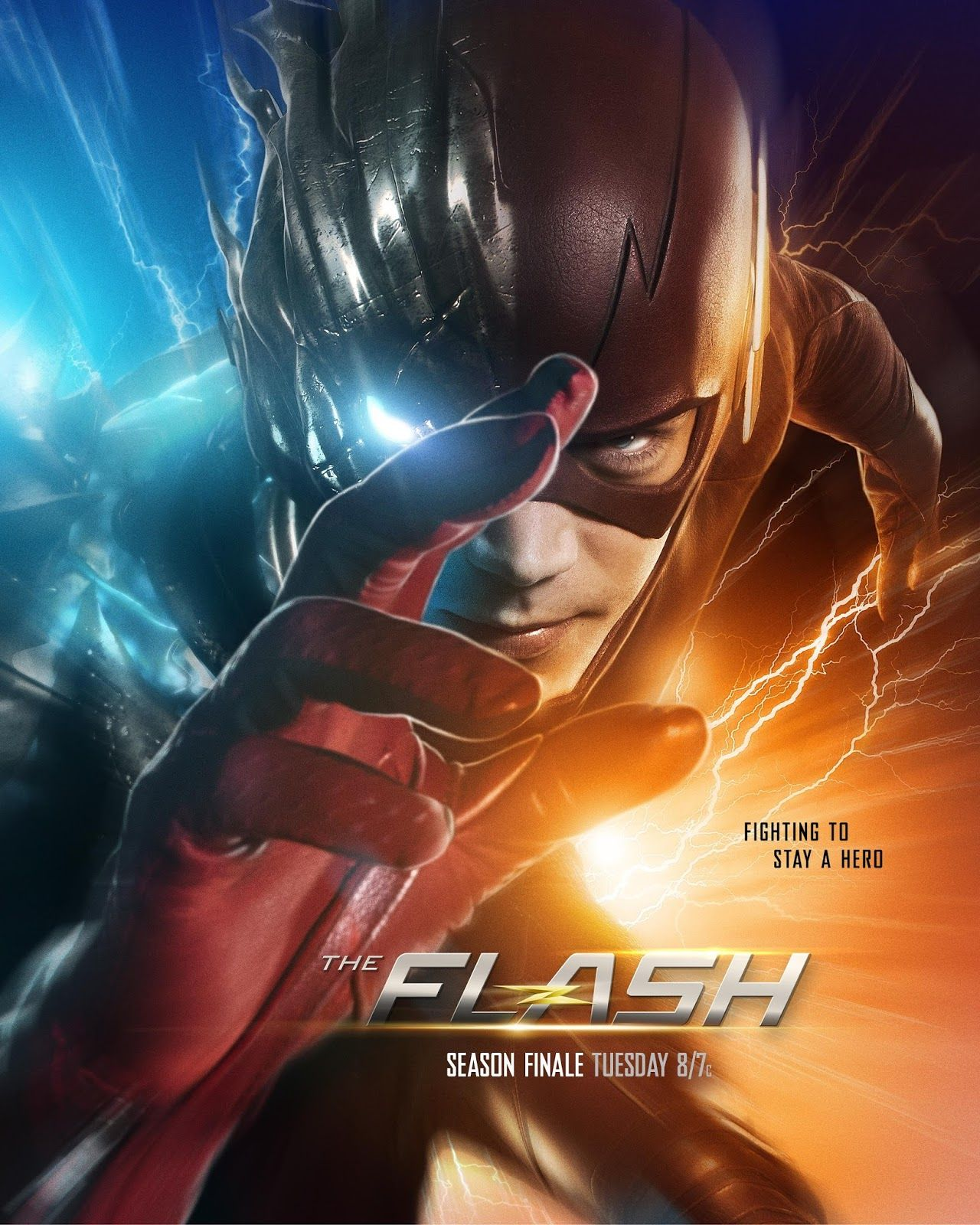 flash wallpaper the flash poster
