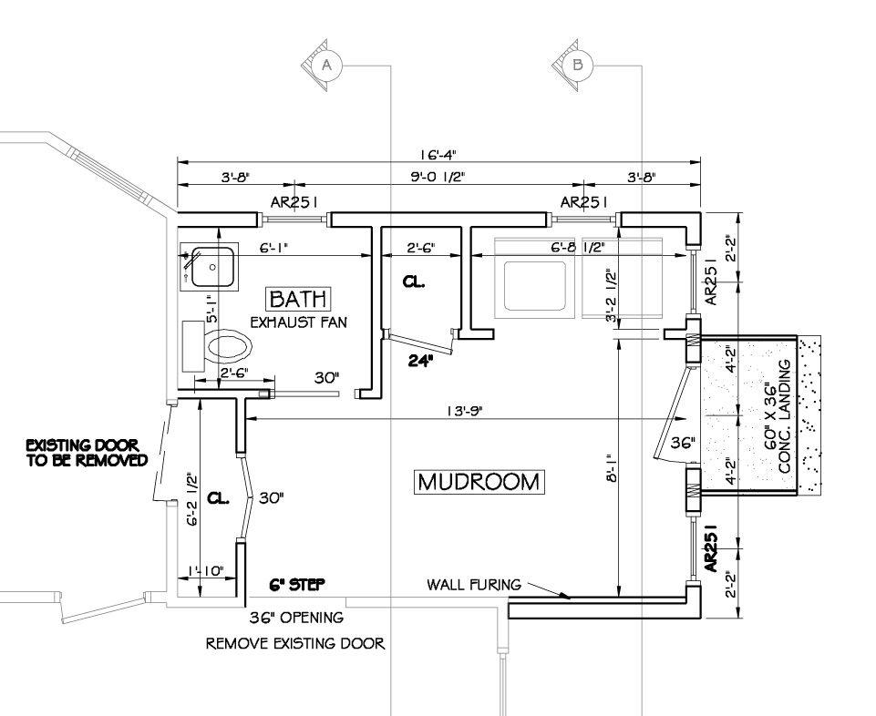 Mudroom Floor Plan Needs A Little Tweaking Appox 10x16 Addition Mudroom Floor Plan Mudroom Laundry Room Mudroom Flooring