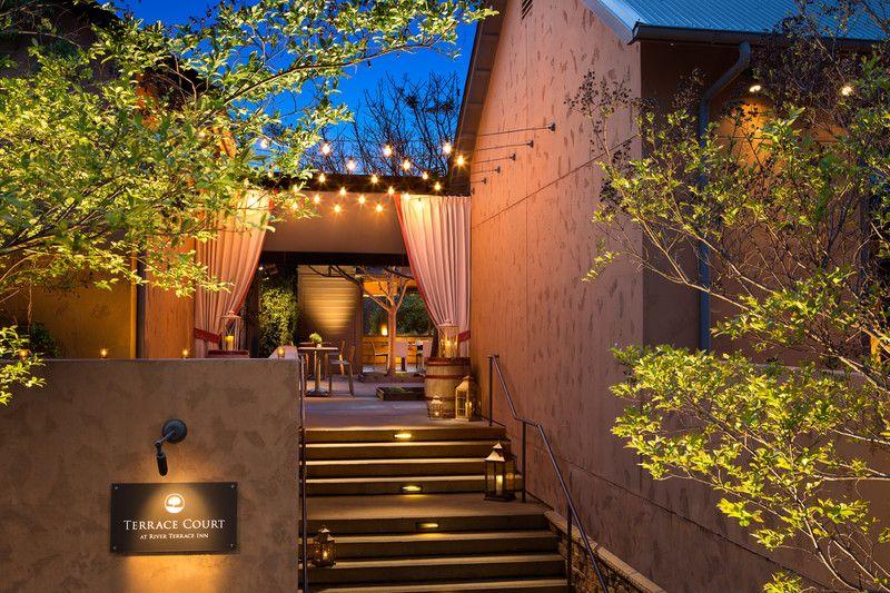 See River Terrace Inn on WeddingWire Terrace, Party