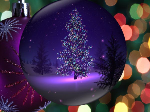 Spectacular Free Animated Christmas Desktop Wallpaper For