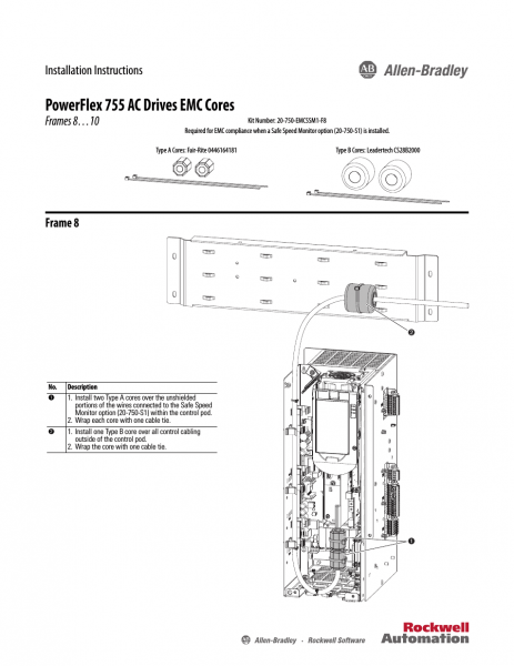Powerflex 755 Wiring Diagram