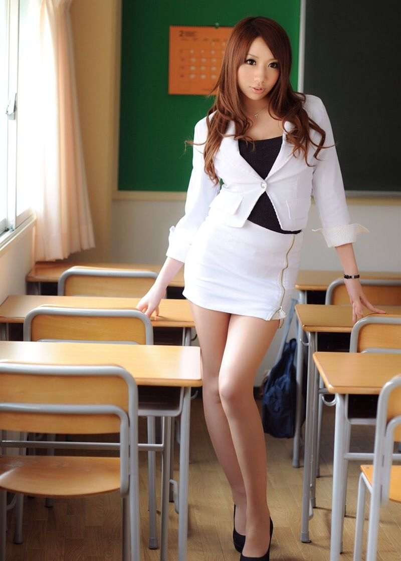 Japanese sexy teacher