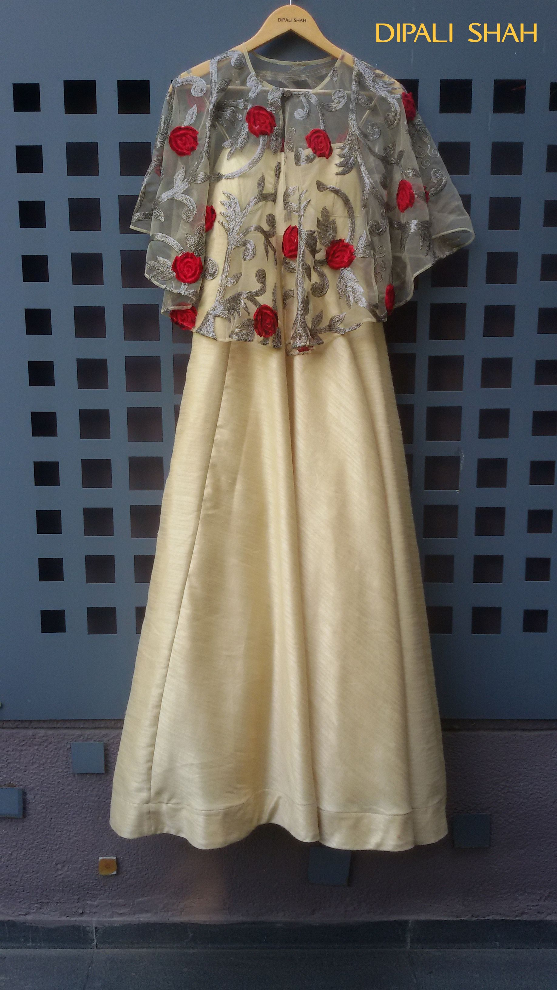 Looking for a gown style Indian wedding dress#Indian#Indian gown ...