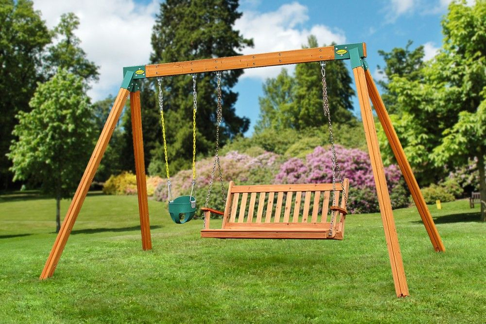 Eastern Jungle Gym Swing Set Bracket With Hardware Outdoor