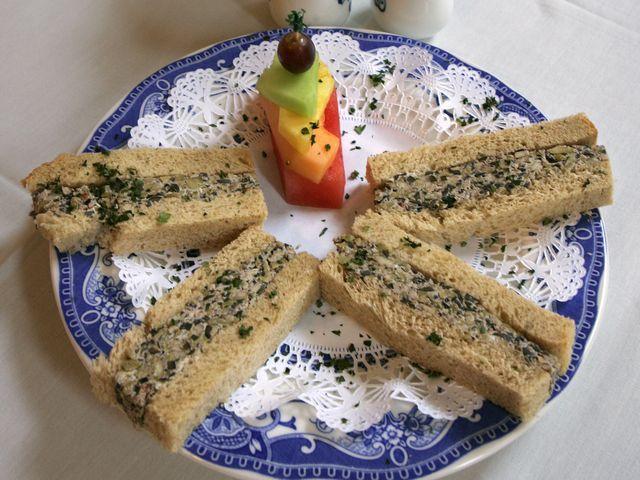 Watts Tea Room Mixed-Olive-Nut Spread