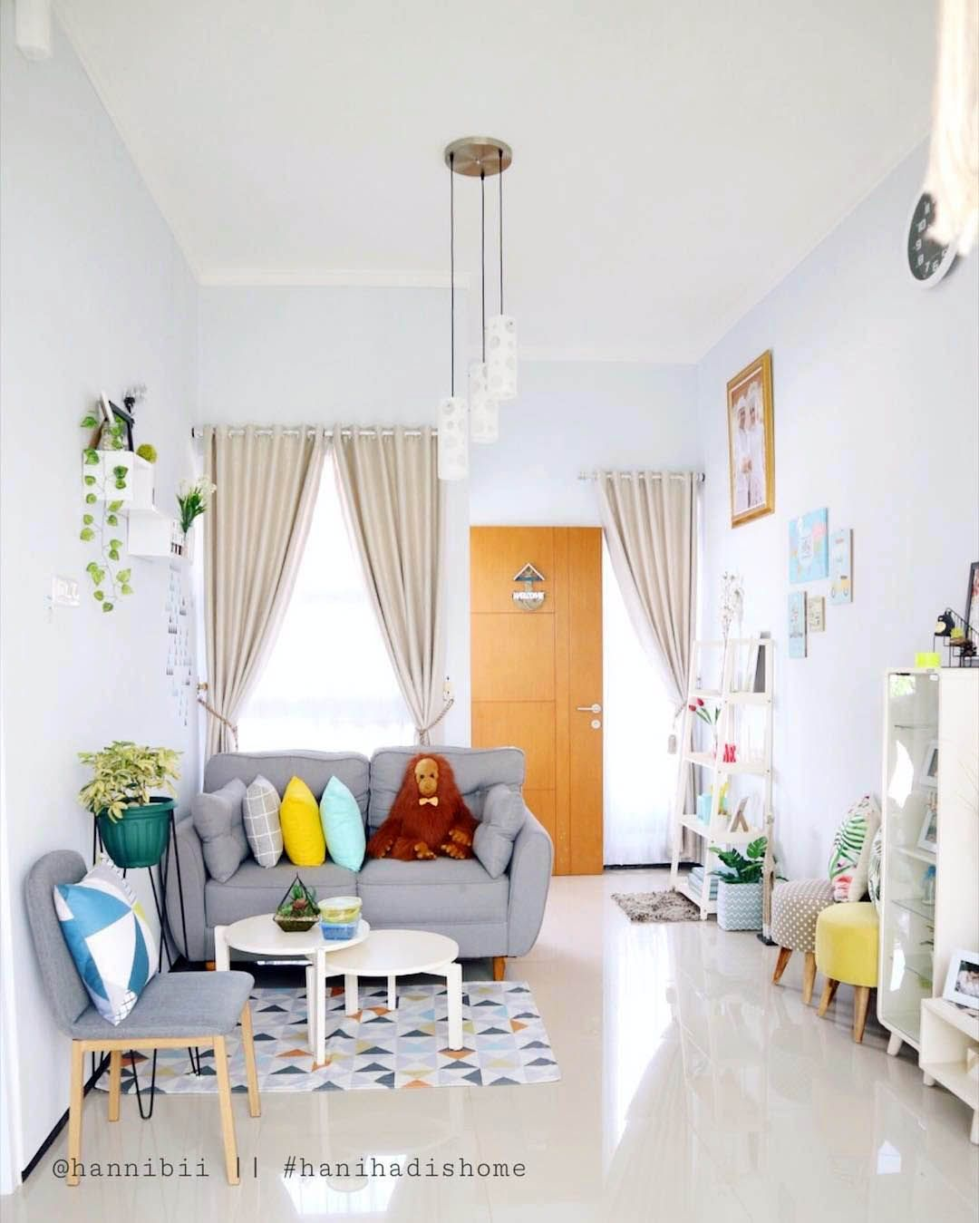 Perfect Contoh Living Room Minimalist Only In Homesable Design
