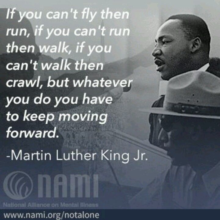 Keep Moving Forward Martin Luther King Jr Quote Nami Get To