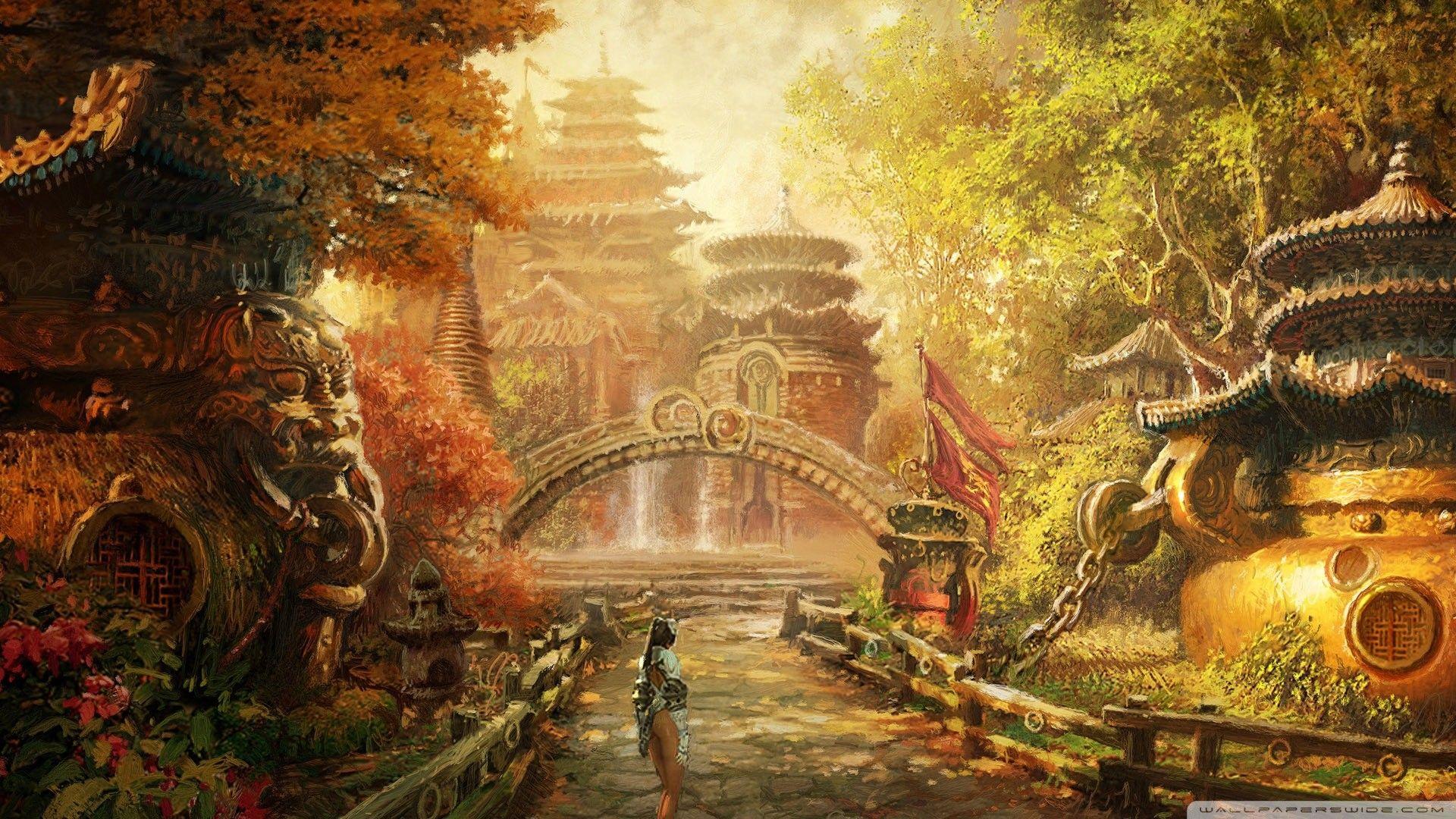 Fantasy Art Wallpapers High Quality Resolution Fantasy Landscape