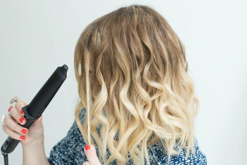 Onduler ses cheveux boucleurs ghd Curve revue et video