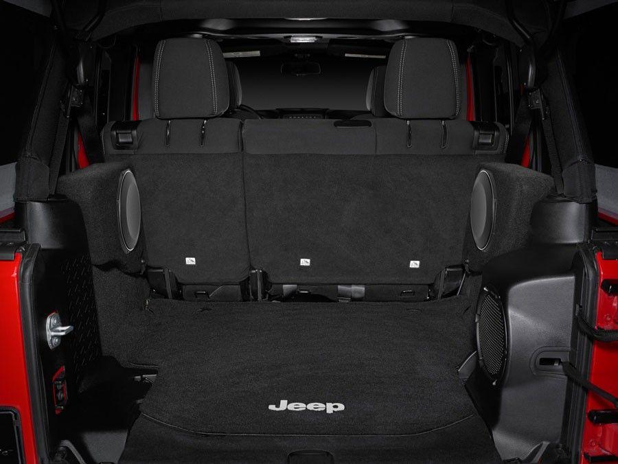 Jl Audio Stealthbox For Jeep Wrangler Jk Unlimited Sb J Wrud 10tw1 Bk Driver Side Jeep Wrangler Jeep Wrangler Unlimited Jeep