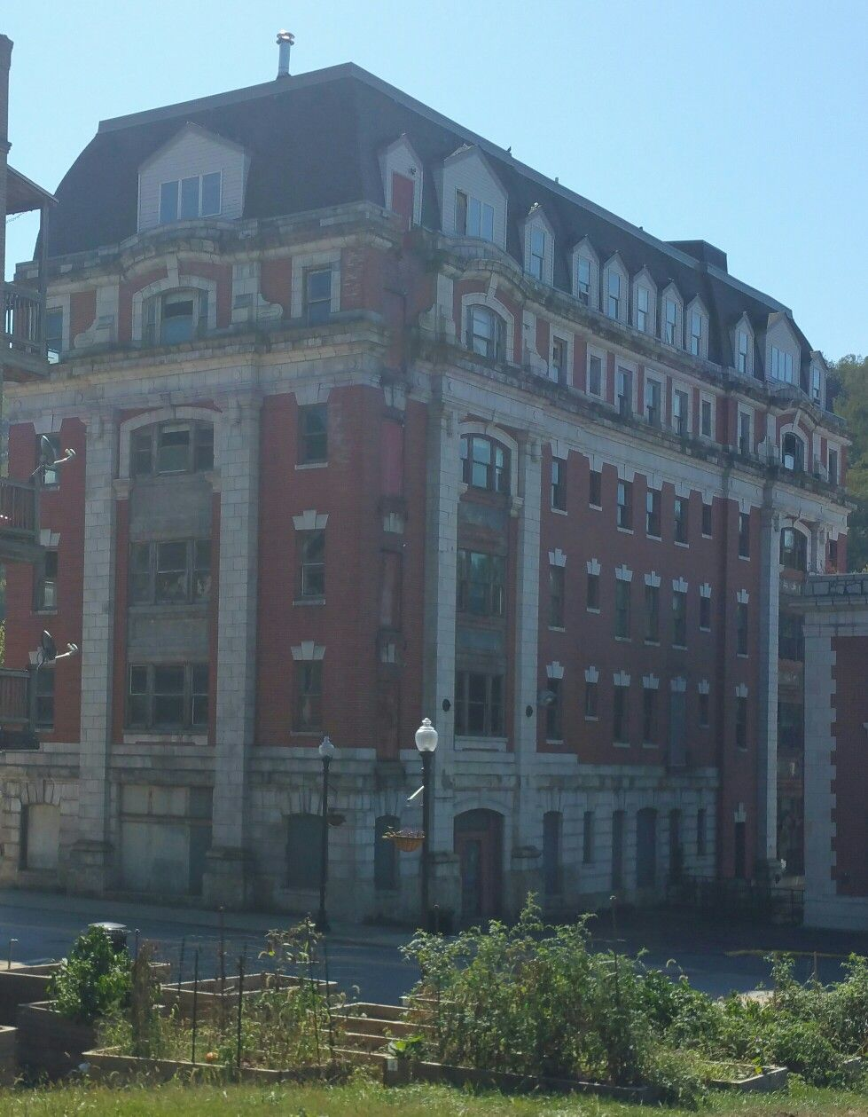 Grafton Wv 1911 Abandoned Willard Hotel It Is Gorgeous Can Only Imagine