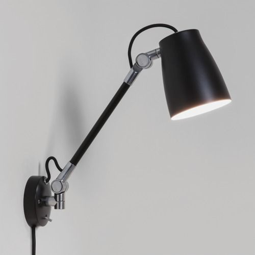Astro Atelier Grande Wall Mounted Reading Light With Switch
