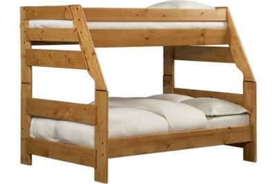 Timber Trail Bunk Bed Twin Over Full Havertys Furniture Bunk Beds Bed Lodge Furniture