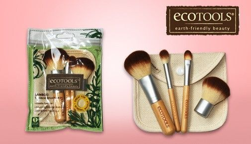 www.shiokdeal.com    www.shiokdeal.com/team.php?id=736        Details of the deal    SGD 7.90 instead of SGD 26 for 1 of 2: EcoTools Mineral Powder 4pc Makeup Brush Set OR EcoTools Blush 5pc Makeup Brush Set + FREE normal postage        Highlights    - Choose fr Free CoverGirl Eyeshadow http://CoverGirl.bestonlineproducts.net
