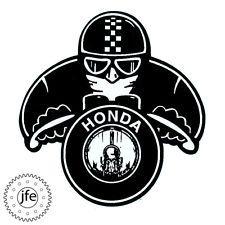Speed Cafe Racer Vintage Cafe Racer Cafe Racer Motorcycle Decals