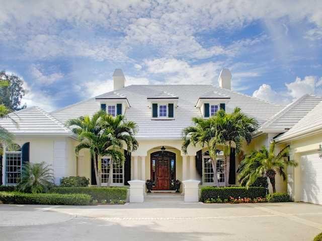 Riverfront luxury home in the prestigious community of River Club.  http://www.VeroPremierProperties.com