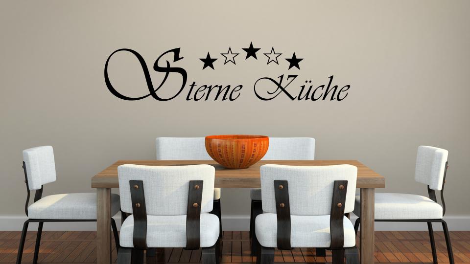 Wandtattoo Küche Sterne Küche   Wandtattoo Küche ...