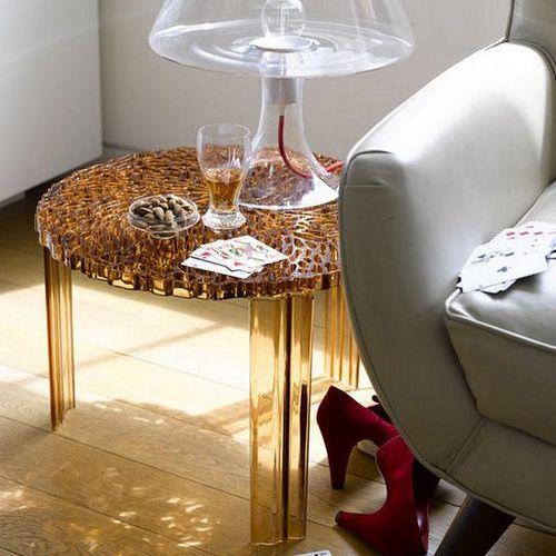 Kartell T Table Table Modern Room Interior Inspiration T table for living room