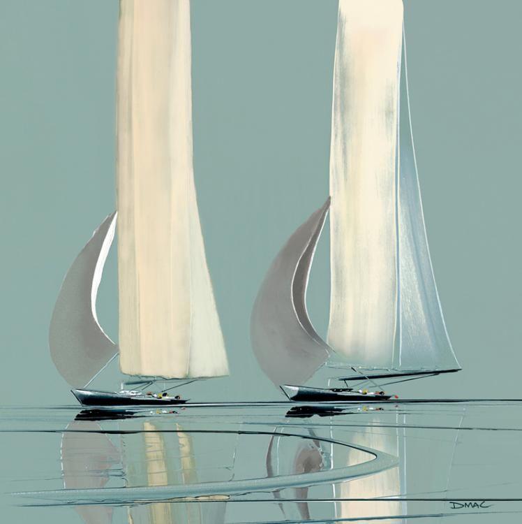 Starlit Waters II by Duncan Macgregor