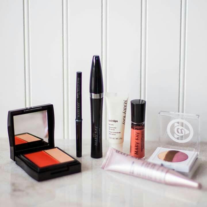 ¡Haz que tu #maquillaje se vea más festivo con un toque de naranja! #Marykay #makeup #party www.marykay.com/ypadron5
